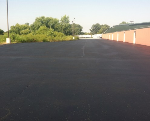 Sealed Asphalt Kenosha County