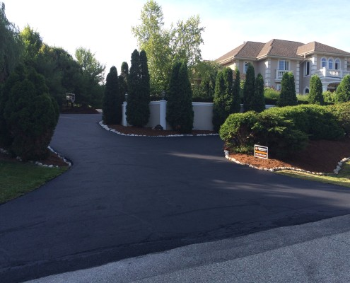Residential asphalt sealcoating Pleasant Prairie