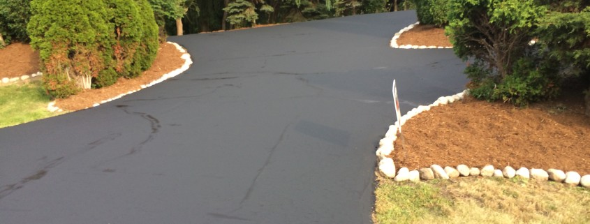 Driveway Sealcoating Southeastern Wisconsin