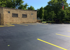 Commercial Asphalt Maintenance Kenosha