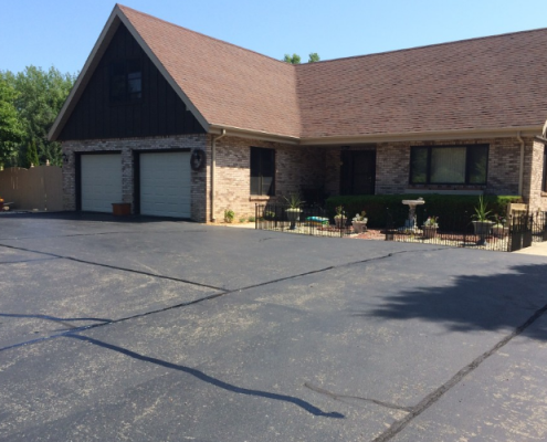 Commercial Seal Coating SE Wisconsin