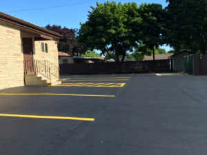 Parking Lot Striping Contractors