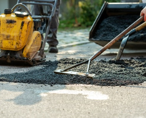 Pothole Repair & Patching Racine, WI