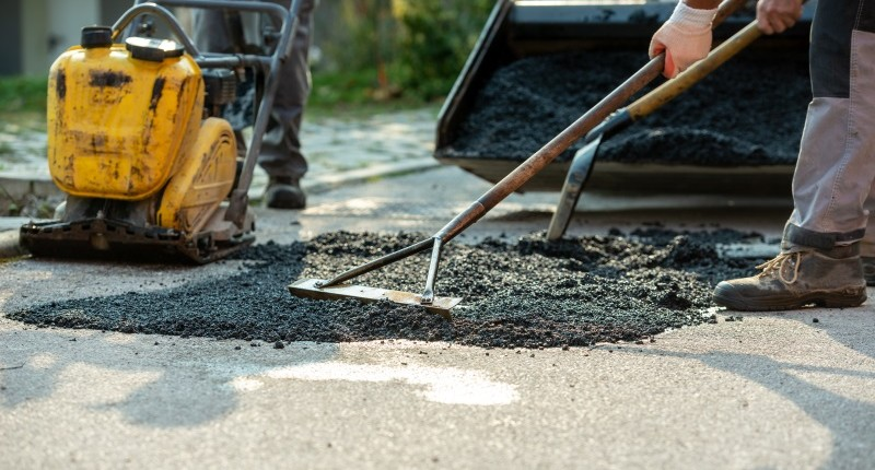 Asphalt Patching Company in Kenosha