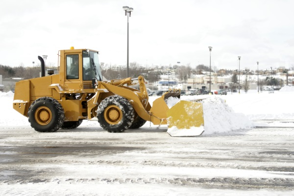 Commercial Snow Plowing Burlington, WI