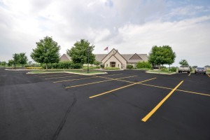 Commercial Asphalt Maintenance Waukegan, Illinois