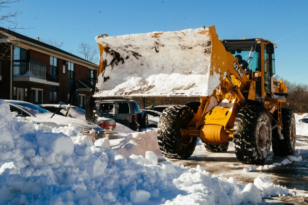 Snow Removal Contract Waukegan, IL